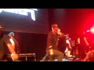 Crayon (English Cover) by Chad Future @ Avalon Hollywood (2013)