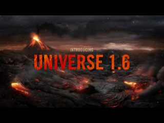 What's New in Red Giant Universe 1.6