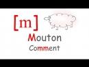 FLE. Prononciation française. Les sons du français illustrés.
