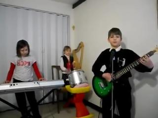 Rammstein sonne cover children medieval band