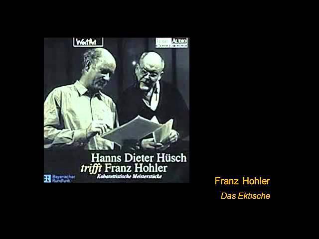 Franz Hohler Das Ektische смотреть онлайн без регистрации