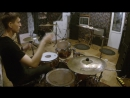 As I Lay Dying 94 Hours Drum Cover by Kaktys