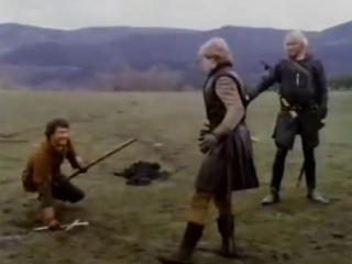 Black Arrow (1985) - Oliver Reed Fernando Rey Benedict Taylor Georgia Slowe Donald Pleasence John Hough
