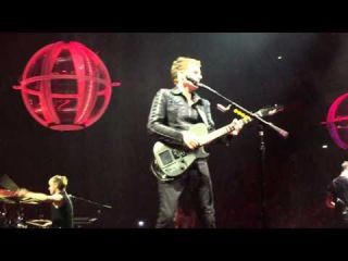 MUSE drones tour (part 2/3) FULL HD 14th april 2016 London O2 arena