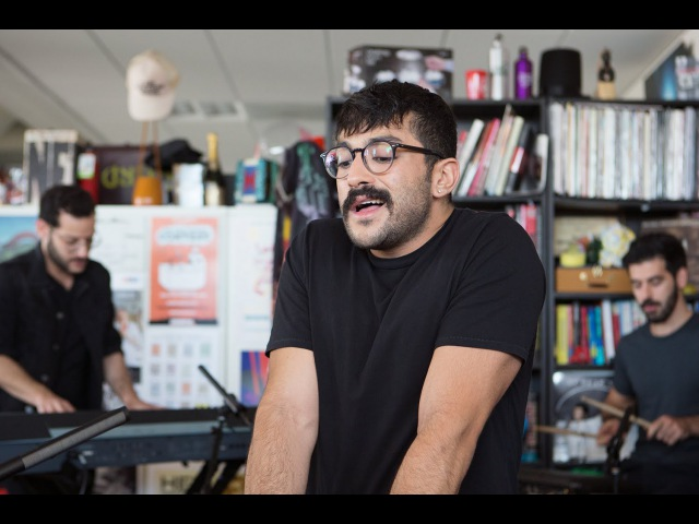 Mashrou' Leila NPR Music Tiny Desk Concert