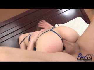 [Pure-TS] Christian and Korra Del Rio get it on in a hotel room (01 Jun 2016) rq (1080p)