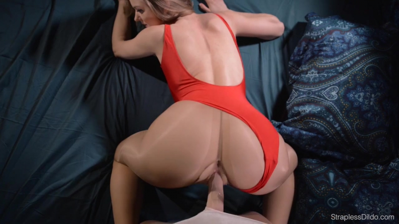 Big Ass Riding Wall Dildo