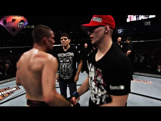Rory macdonald vs. nate diaz | by kramer