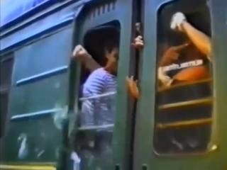 День ВДВ 1992г. Латвия
