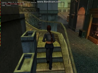 Tomb Raider AOD - Paris1 Finished Area 2nd Routine Beta