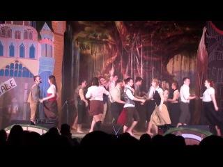 ДР хоббита и танец