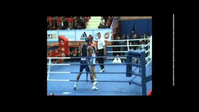 Filip Hrgovic CRO vs Tony Yoka FRA World Championship 2010