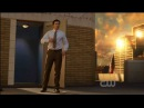 Smallville 10x22 Ending Scene - Clark Changes Into Superman