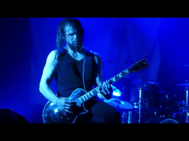 Svart Crown live at Le Metronum - 20170303 BlackDeath Metal(France)