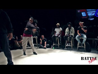 Kelly vs P Dog | Hiphop Semi-final | Battle Bad 2016 Dutch Qualifier