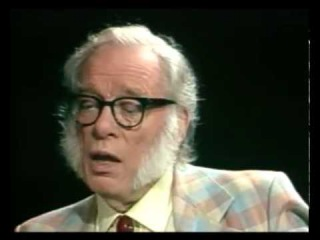 Isaac Asimov talks about superstition, religion and why he teaches rationality