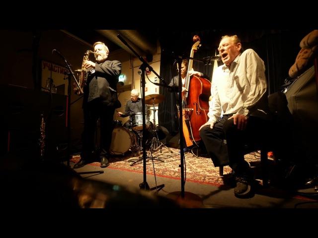 Phil Minton Swedish Quartet @ Mir April 11th 2017