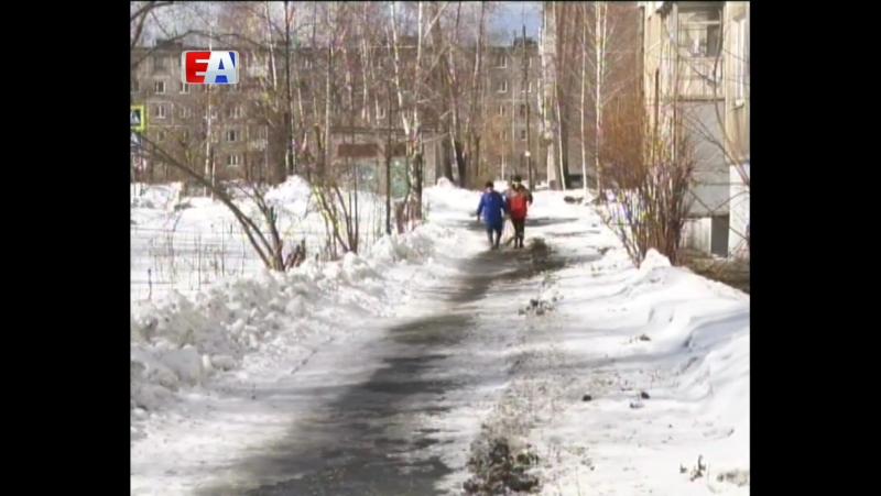 550 тысяч рублей из городского бюджета потратят на долгожданный ремонт тротуара в микрорайоне Хромпик
