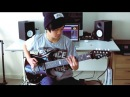 Ryan Siew Music Man JP12 7 Bare Knuckle Black Hawk Metal Test Ft Francesco Filigoi