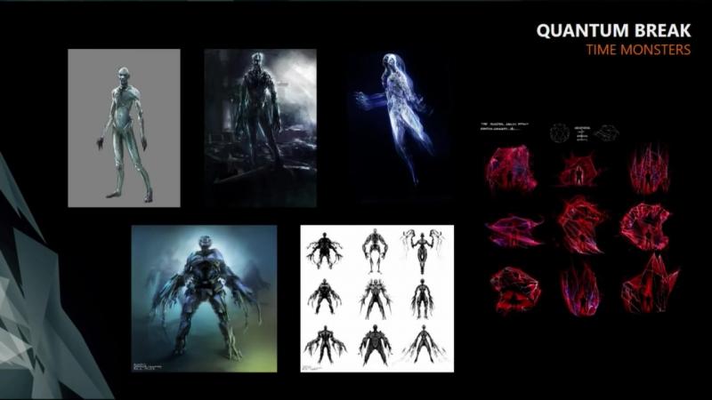 ARTtech seminar_ Ville Sorsa_ Designing sound for time bending Quantum Break