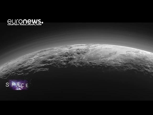 ESA Euronews Plútó a rejtélyes törpebolygó