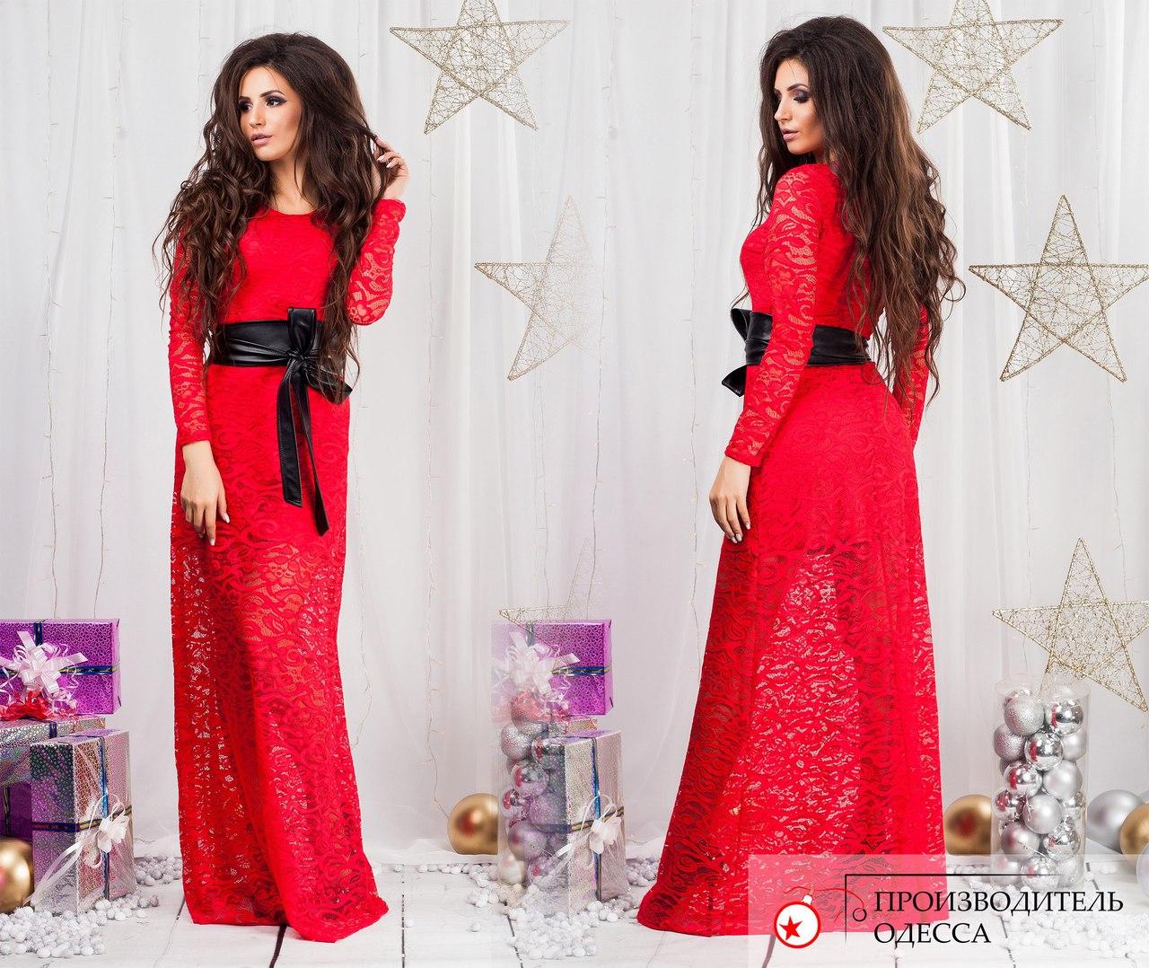 Картинки красных длинных гипюровых платьев