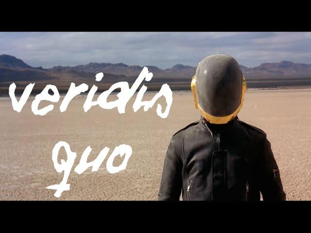 Daft Punk - Veridis Quo (Music Video)
