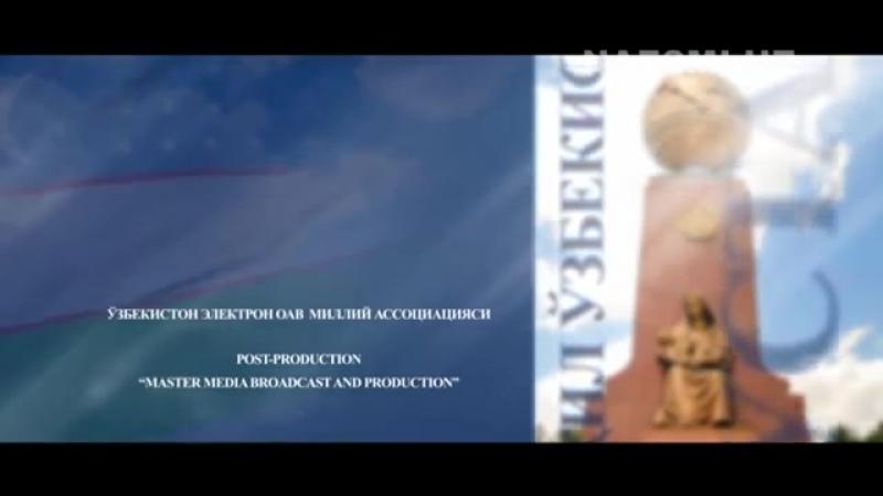 Ozbekisto Respublikasi birinchi Prezidenti haqida film Mustaqil Ozbekiston asoschisi