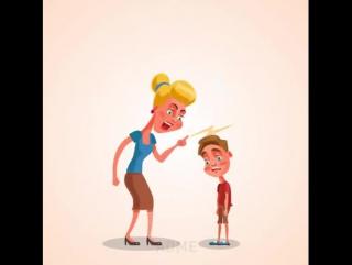 12 фраз, которые не стоит говорить детям ~Умная Мама~