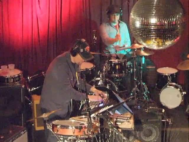 Mark Guiliana / Zach Danziger duo @ Winter Jazzfest NYC, 01.06.12