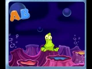 Видео-песенка Английский алфавит для детей