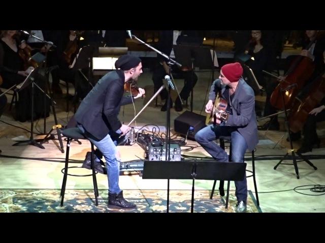 David Garrett Toronto 2016 March 10 Duelling Banjos