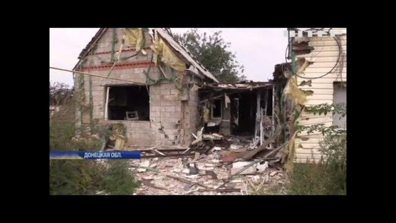 9 СЕНТЯБРЯ 2017 г Война на Донбассе с окончанием школьного перемирья боевики возобновили обстр
