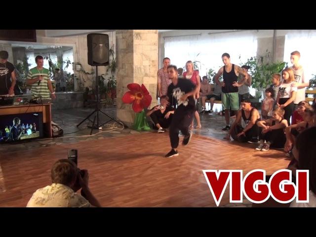 Realist vs Viggi 1 8 БИТВА ЛЕТА 2016