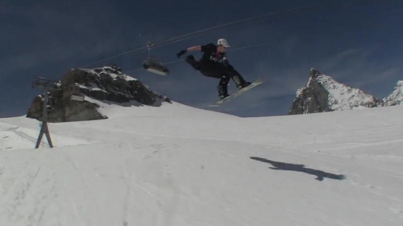 LaaxSurfClub spring break Zermatt