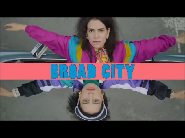 Брод Сити/ Broad City (4 сезон) Трейлер