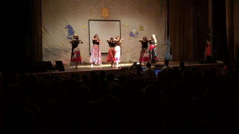 Акарма танец народов мира