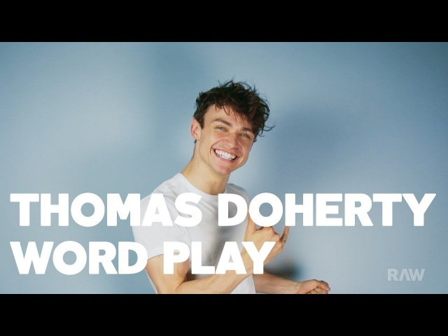 Thomas Doherty for RAW's Word Play