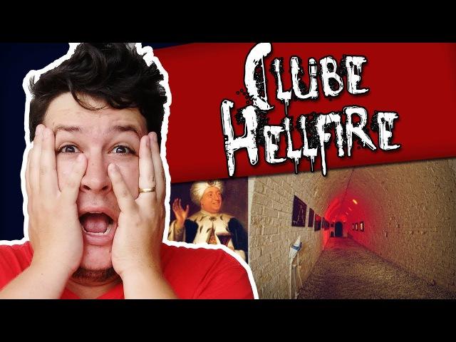 O Clube Hellfire A Sociedade Secreta onde Orgias, Bebedeiras e até Adoração a Satã Ocorriam!