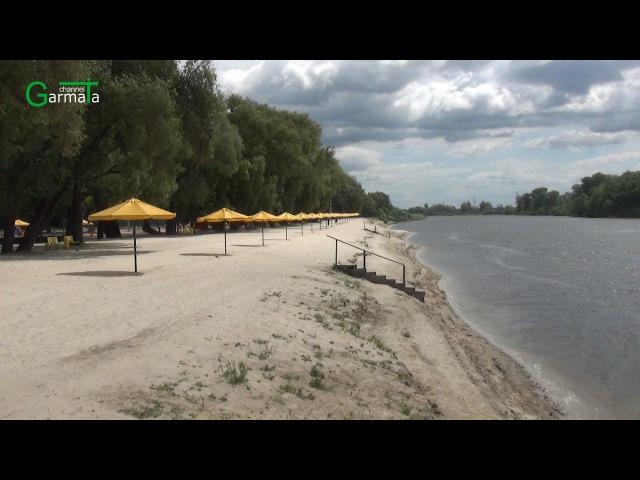 «Золотий» чекає на чернігівців завтра відкриття пляжного сезону (ВІДЕО)