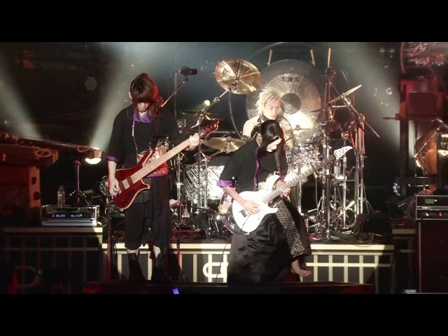 Wagakki Band Machiya Asa Wasabi Kurona and Beni join