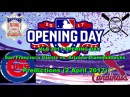 MLB The Show 17 Chicago Cubs vs. St. Louis Cardinals Predictions MLB2017 (2 April 2017)