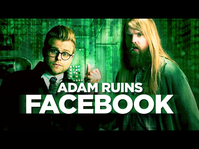 """The Terrifying Cost of Free"""" Websites Adam Ruins Everything"""