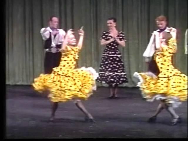 Аргентинский танец Маламбо Ансамбль имени Игоря Моисеева