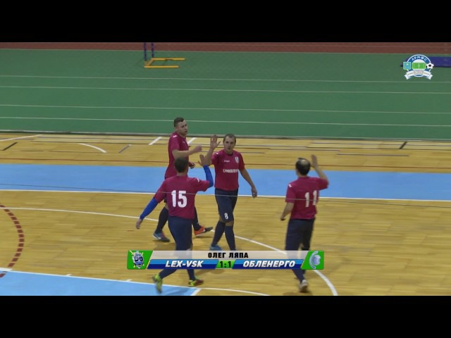 Highlights Lex VSK 3 3 Сумиобленерго 4 ТУР Суперліга АРМФС