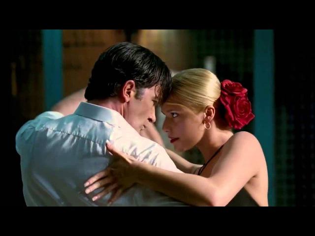 Необыкновенно страстное танго от Антонио Бандераса и Кати Виршилас