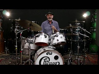 Zildjian Avedis Line of Cymbals with Danny Seraphine