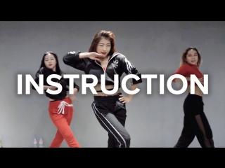 1million dance studio instruction jax jones (ft. demi lovato & stefflon don) / youjin kim choreography