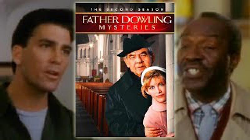Тайны отца Даулинга 2x08 Тайна падшего ангела Черный ангел просит о помощи Детектив Криминал