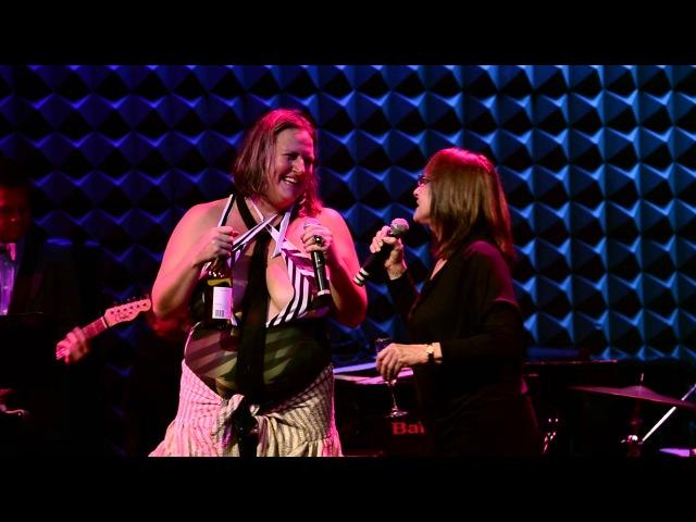 Bridget Everett Patti LuPone Me and Bobby McGee Joe's Pub 11 9 13